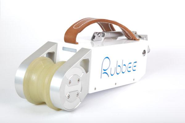 Rubbee, el kit que convierte tu bicicleta en eléctrica