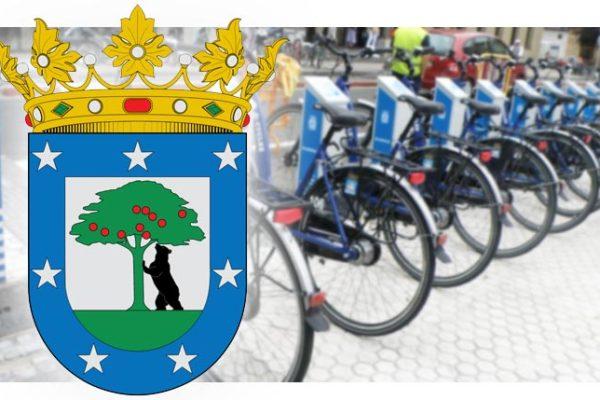 El servicio de bicicletas públicas de Madrid será con bicicletas eléctricas
