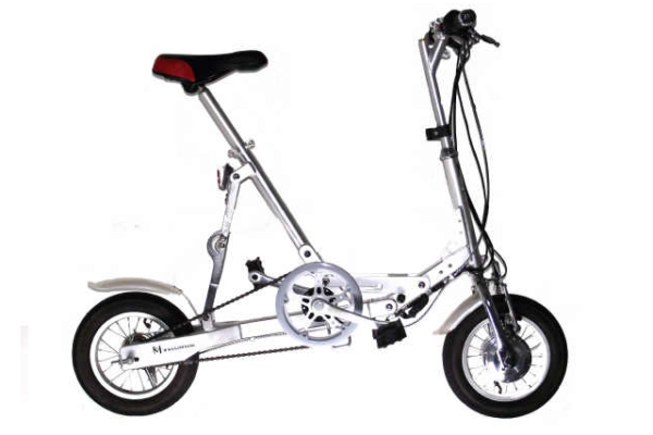 La VeloMini III revoluciona el mercado de las bicis eléctricas plegables