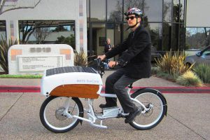 NTS Suncycle. La primera e-bike solar del mercado