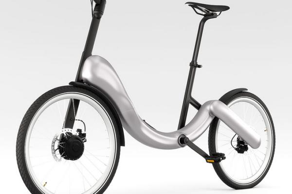 JiveBike innova en el diseño de la e-bike plegable