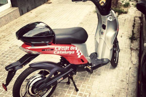 Banco de pruebas de motos y bicis Nimoto