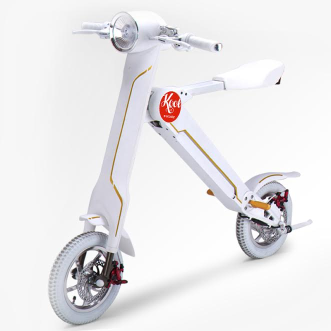 Foto Kool e-scooter