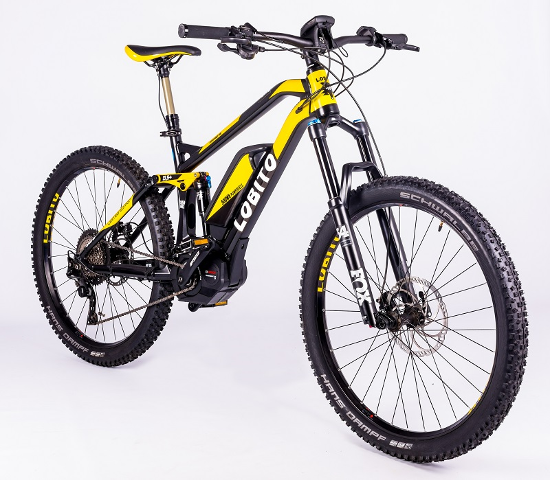 Foto Lobito E-Bike Limited Edition