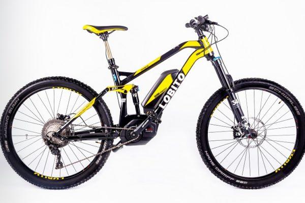 Lobito E-Bike Limited Edition, diversión eléctrica para todos