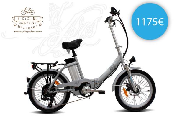 E-Cycling: Las bicicletas eléctricas son para el verano