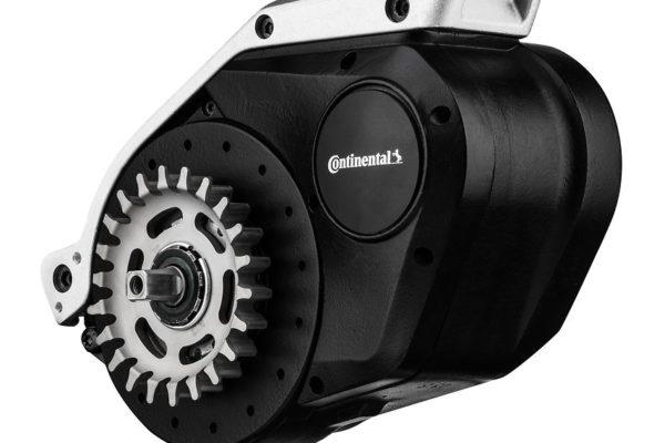 Continental presenta el revolucionario sistema eBike de 48V