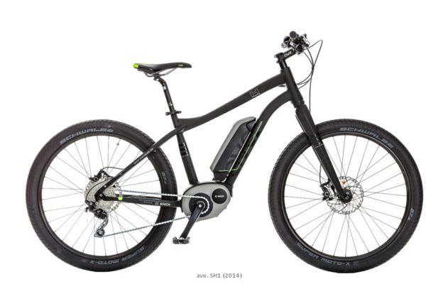 Ave Hybrid Bikes SH1