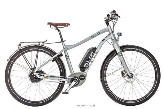 Ave Hybrid Bikes SH11