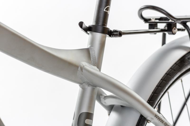 Foto Ave Hybrid Bikes SH3 Confort