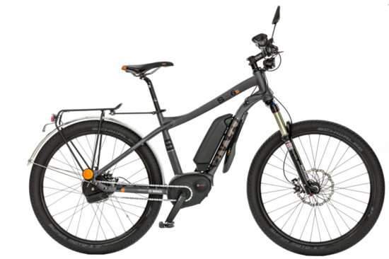 Ave Hybrid Bikes SH6-S
