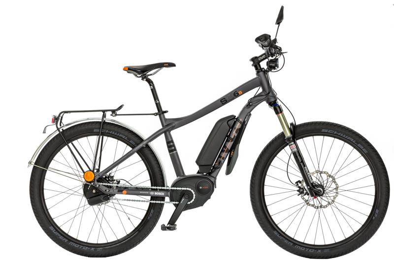 Foto Ave Hybrid Bikes SH6-S Speed