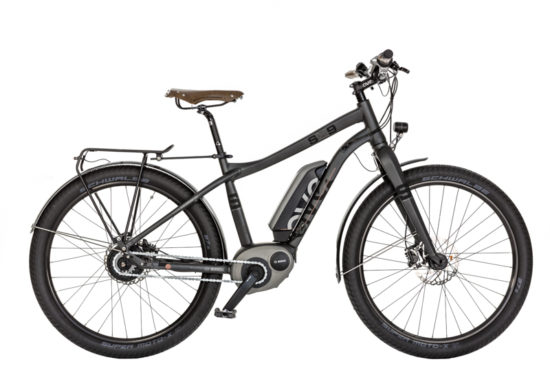 Ave Hybrid Bikes SH9