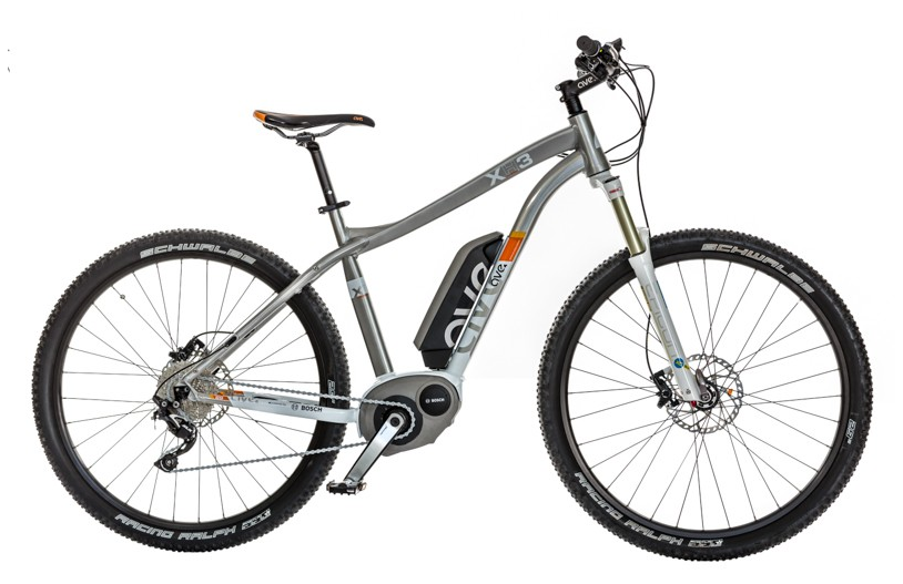 Foto Ave Hybrid Bikes XH3
