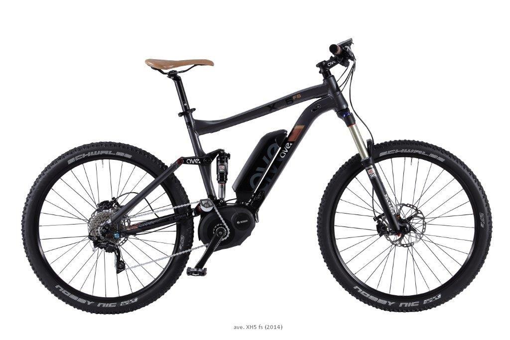 Foto Ave Hybrid Bikes XH5