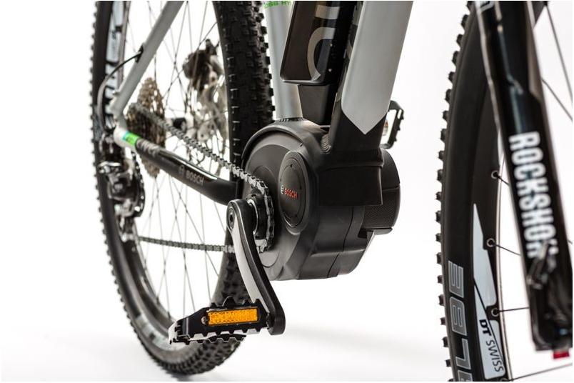 Foto Ave Hybrid Bikes XH7