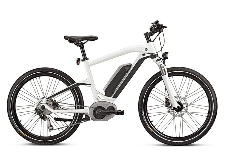 Foto BMW Cruise E-bike