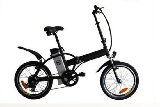 Booster-bikes Bike Pack Black