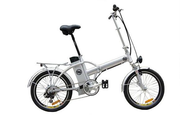 Foto Booster-bikes Bike Pack Silver