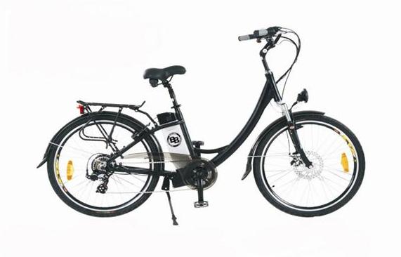 Foto Booster-bikes Blue Summer