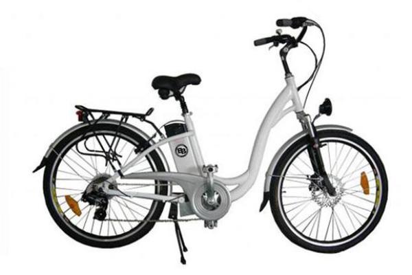 Booster-bikes La Parisienne