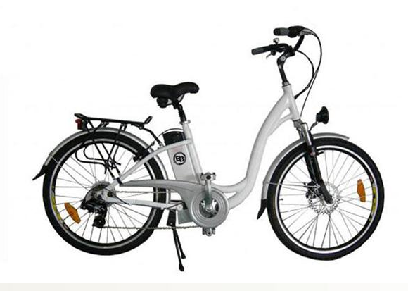Foto Booster-bikes La Parisienne
