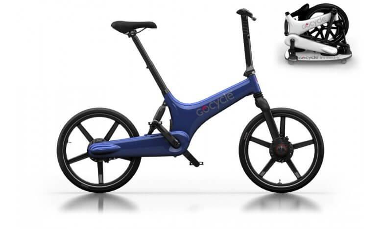 Foto Gocycle G3