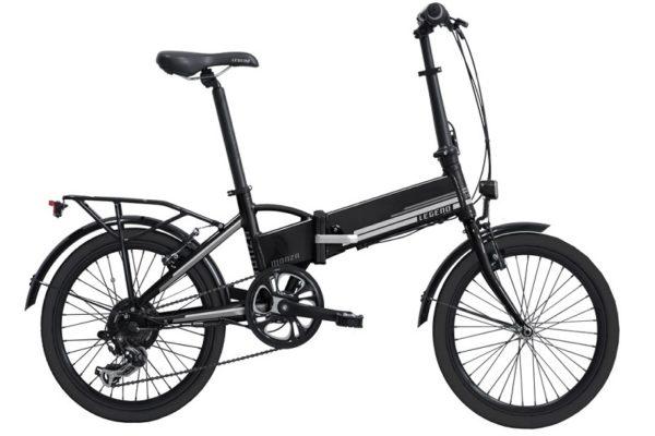 Bicicleta eléctrica del mes Monza V2