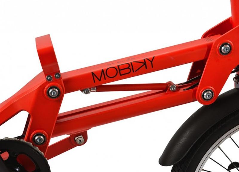 Foto Mobiky 16 Youri 3V 11Ah