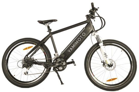 Yamimoto Evolution MTB