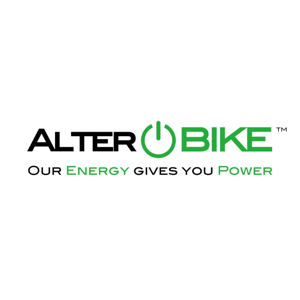 Bicicletas eléctricas de la marca Alterbike