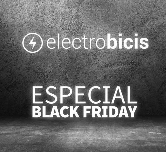 Black friday y cibermonday: especial bicicletas eléctricas