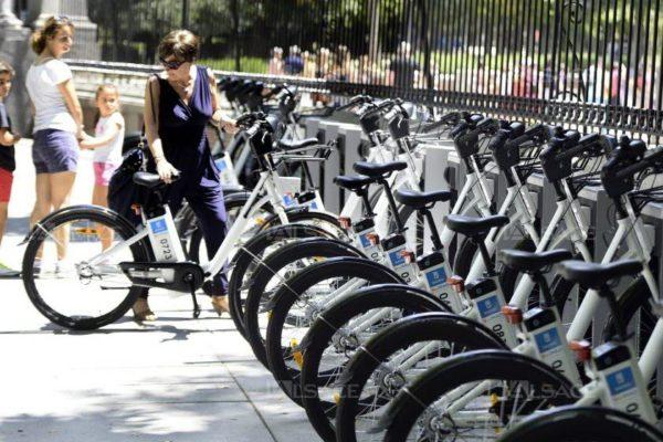 Datos de ventas de bicicletas eléctricas