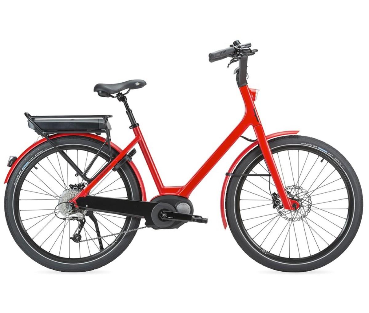 Foto Bikelec Bicicleta Electrica Moustache Lundi