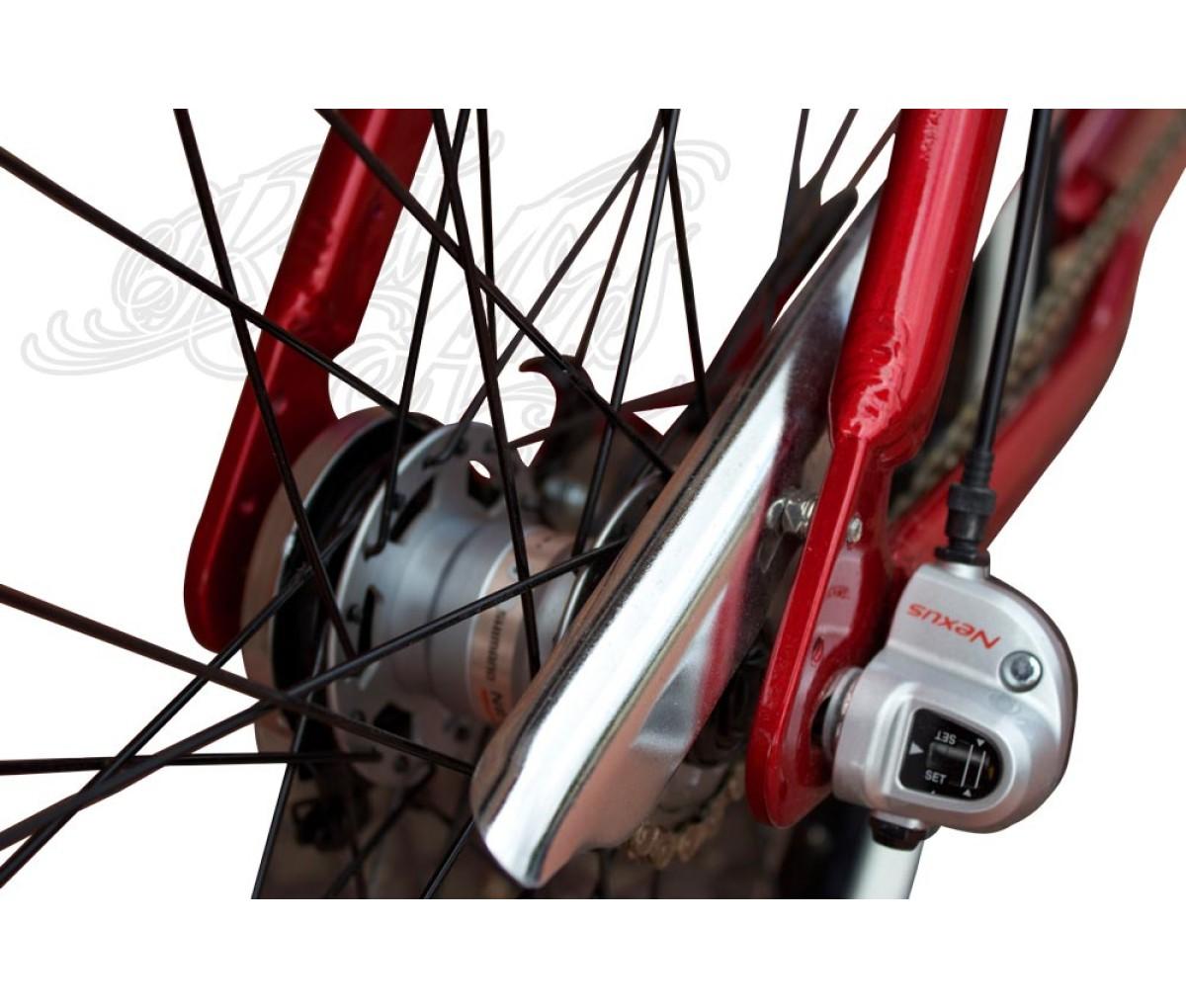 Foto Bikelec Red Baron 250W Li-Ion