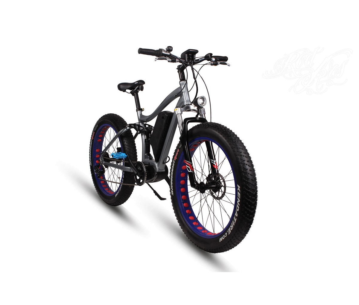 Foto Bikelec Stamina Fat Bike