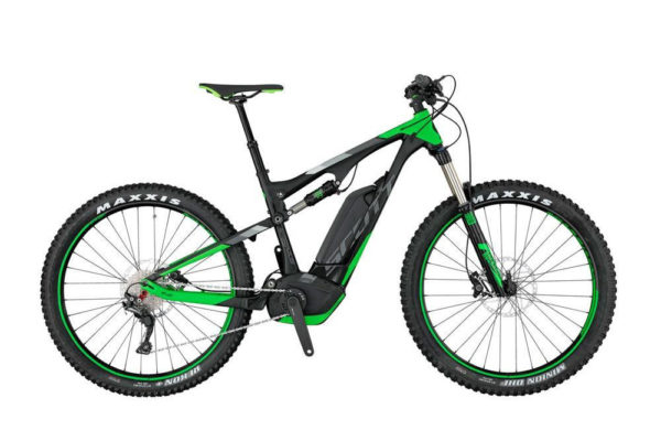 SCOTT E-Genius 730 Plus 2017