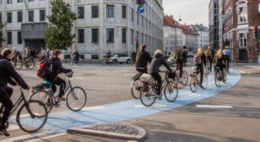 Holbergsgade Cyclists