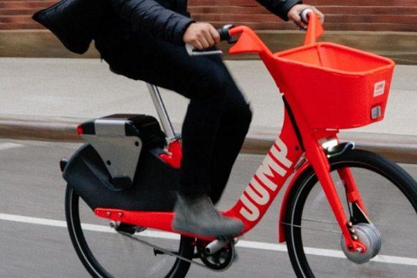 Uber se pasa las bicicletas eléctricas