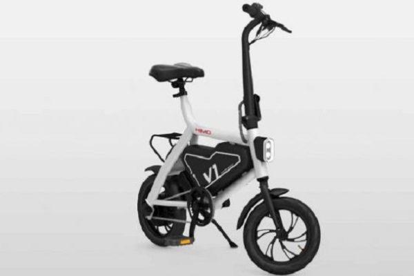 Bicicleta eléctrica del mes Himo V1