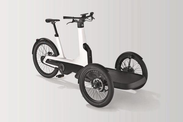Cargo e-Bike, el primer triciclo eléctrico de Volkswagen