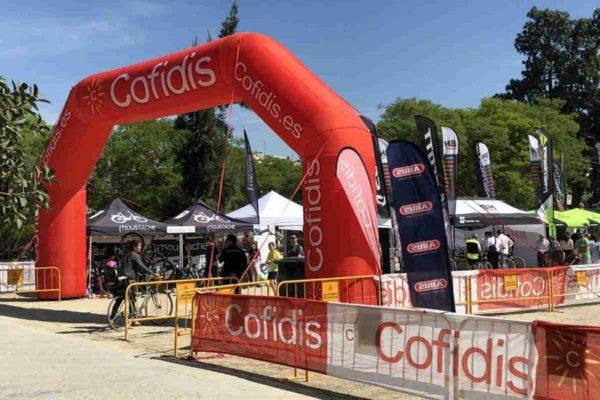 Málaga celebrará los Ebike Days by Cofidis