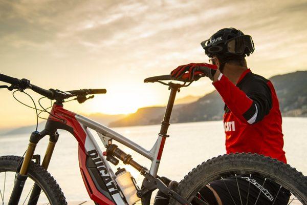 Ducati MIG-RR, para escalar montañas