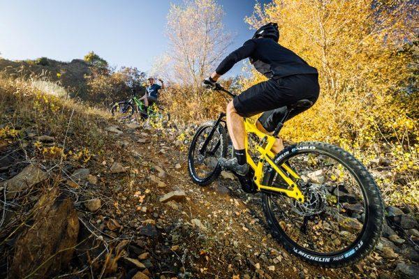 Michelin presenta los neumáticos E-Wild para bicicletas eléctricas de montaña
