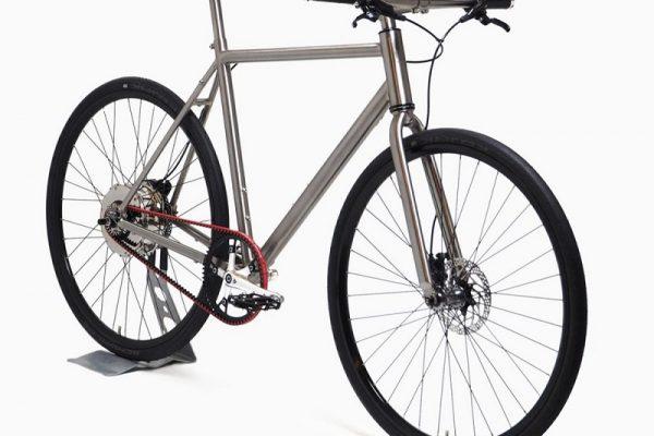 Nua E-Bike, recarga sin enchufe