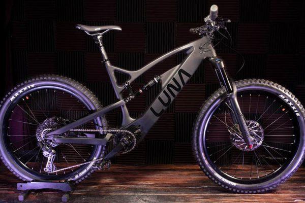 Luna Cycle: una bici eléctrica de alta potencia y bajo coste