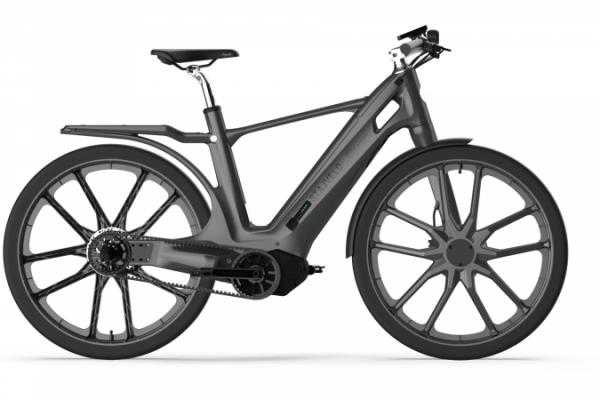 stajvelo, la bici eléctrica reciclable