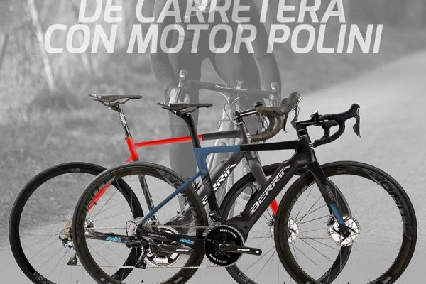 Berria Bike integra motores Polini a sus bicicletas eléctricas