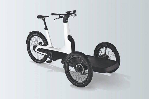 Cargo e-Bike, de Volkswagen, con cero emisiones y para cargas pesadas