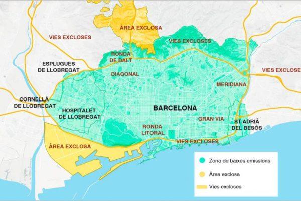mapa zbe barcelona